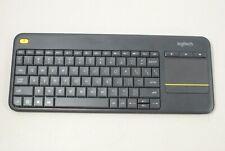 Logitech Wireless Keyboard K400+