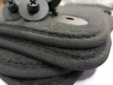 Fußmatten für VW POLO IV 4 / 9N /9N3 Original Qualität Velours Auto-Teppiche