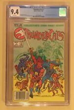 Thundercats (1985) # 1 CGC 9.4 NM newsstand Marvel Star