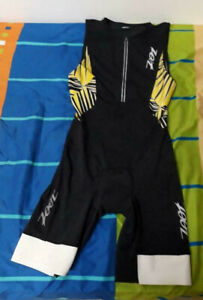 Zoot Men's Triathlon Suit (Trisuit) - Size L