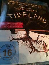 Tideland (Blu-ray, Terry Gilliam, Region Free) Factory Sealed FAST SHIPPING