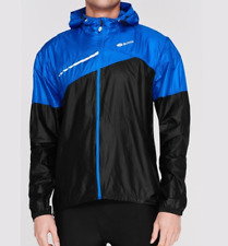 SUGOI Run For Cover Cycling Jacket Mens Blue Size UK XXL *REF156
