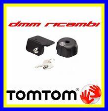 Antifurto Supporto Navigatore Satellitare TOM TOM RIDER Moto con chiavi TOMTOM