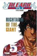 "manga Bleach Tome 5 Tite KUBO Neuf Glenat ""Rightarm Of The Giant"" Shonen Anime"