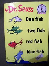 I Can Read It All By Myself: One Fish Two Fish Red Fish Blue Fish by Dr. Seuss