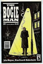 Fat Man PressThe bogie Man #1 Near Mint/Mint copy New 1989 F1