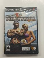 Outlaw Volleyball Remixed (Sony PlayStation 2) BRAND NEW SEALED!! PS2 Mature 17+