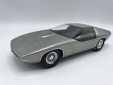 Opel CD Concept 1969 silber  1:18 BOS