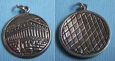 Greece silver charm Vintage Parthenon Athens