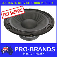 """12"""" 300WRMS 8 Ohms PA DJ Speaker Subwoofer Sub Driver 12 Inch Quality Woofer"""