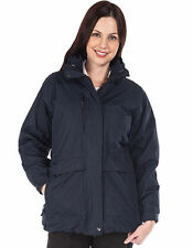 Hüftlang Damenjacken & -mäntel im Sonstige Jacken-Stil mit Polyamid für Freizeit