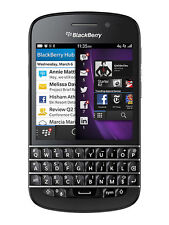 Blackberry Q10 SQN100-1 16GB 4G LTE Unlocked GSM Dual-Core Smartphone - Black
