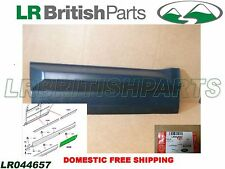GENUINE LAND ROVER REAR DOOR LOWER MOULDING LR2 LEFT SIDE  NEW LR044657