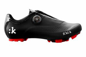 FIZIK M4 Boa Cycling Carbon Shoe Shoes MTB CX Indoor NEW Men Mens Black