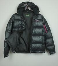 R&D PEAK PERFORMANCE BLACK LIGHT Women's MEDIUM Lightweight Puffy Jacket RCS3735