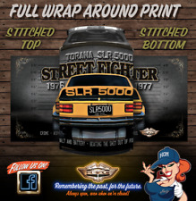 TORANA STREETFIGHTER YELLOW EDITION STUBBY COOLER 100 CLUB TORANA SLR 5000
