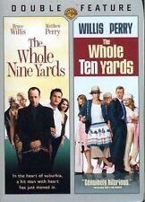 Whole Nine Yards/whole Ten Yards 0085391170174 With Bruce Willis DVD Region 1