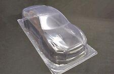 1/10 rc car clear body shell 190mm Nissan Skyline GTR R35 on road drift Tamiya
