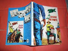 TEX GIGANTE da lire 250 in copertina N°118 a-ORIGINALE 1°EDIZIONE AUDACE BONELLI