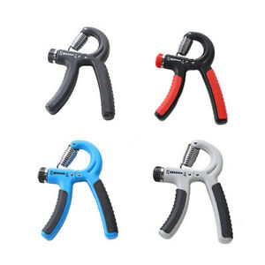 Adjustable Hand Gripper Strengthener Forearm & Wrist Exercise Trainer 5 - 60 kg