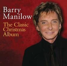 Barry Manilow ‎– The Classic Christmas Album (2012)  CD  NEW  SPEEDYPOST
