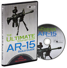The Ultimate Step-by-Step AR-15 Build Guide (DVD)