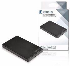 Disque dur 1 To Toshiba + boitier externe Konig  USB 3.0 - NEUF !