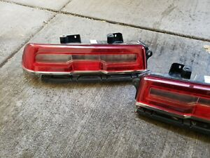 camaro tail lights SS/RS led 2013-15