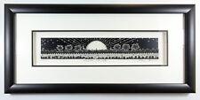 "Charles Fazzino ""Holyland Silhouette"" 3-D Artwork Framed"