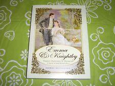 Emma and Knightley: The Sequel to Jane Austen's Emma by Rachel Billington 2008