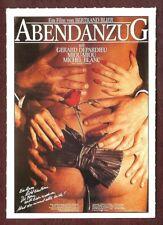 Cinema-Filmkarte; Abendanzug - Gerard Depardieu