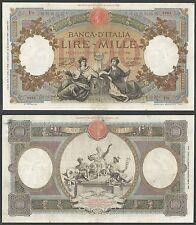"""REGNO D'ITALIA - Vitt. Emanuele III - 1000 Lire """"Repubbliche Marinare"""" 1930 RRRR"""