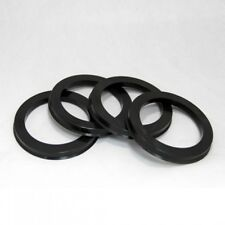 Wheel Rim Hub Centric Rings Set Of 4 Hubring Custom Any Size Can Be Made