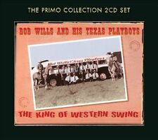 The King of Western Swing [Primo] by Bob Wills and His Texas Playboys (CD,...