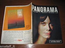 RIVISTA PANORAMA=1963/5=IL CATCH=ANDREINA PAGNANI=IL CORPO UMANO=