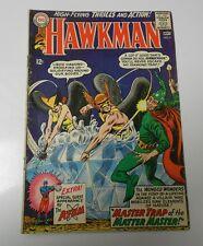 1965 HAWKMAN #9 VG- 10 FN+ LOT of 2 Hawkgirl