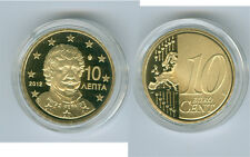 Griechenland  10 Cent 2012 PP  Nur 2.500 Stück!