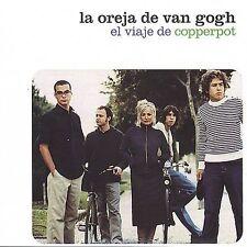El Viaje de Copperpot La Oreja de Van Gogh CD Sealed