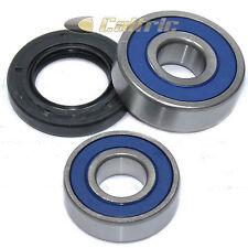 Rear Wheel Ball Bearings Seals Kit Fits YAMAHA BW200 BIG WHEEL 200 1985-1988