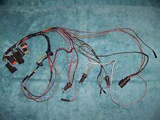 EVINRUDE/JOHNSON 25-35HP (1996-2001 era):  MOTOR CABLE ASSEMBLY