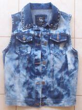 Cotton on denim waistcoat, size S