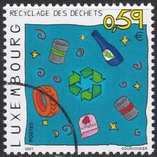 Specimen, Luxembourg Sc1064 Traveling Into the Future, Waste Recycling