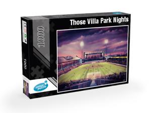 Those Villa Park Nights, Aston Villa - 1000 piece Jigsaw