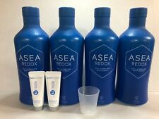 4× ASEA REDOX Water Dietary Supplement Bundle 32 oz Bottles+FREE RENU28+SHIPPING