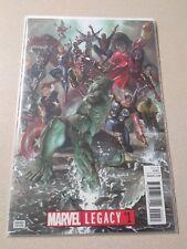Marvel Legacy #1 1:50 Alex Ross Color Variant 2017