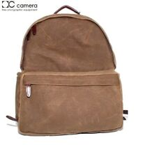 Brand New ONA Bolton Street Camera Backpack, Field Tan 19191