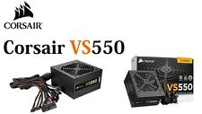 Corsair VS550 550W 80 Plus Atx Power Supply For Gaming PCs and Server Builds