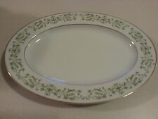 Allegro-Green by Fine China of Japan Dinner Plate, 4N GR