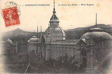 CPA 63 CLERMONT FERRAND LA CHAINE DES DOMES MONT ROGNON
