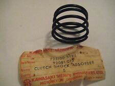 KAWASAKI KV100/KH100/KD100/G5/G4/G3/MC1/G31M/KD80 CLUTCH DAMPER SPRING NOS!